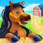 Animal Farm for Kids. Toddler games. 2.0.14 MOD Unlimited Money