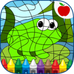 Color By Numbers – Art Game for Kids and Adults 4 MOD Unlimited Money