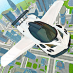 Flying Car Real Driving 3 MOD Unlimited Money