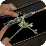 Machine Gun Simulator Ultimate Firearms Simulator 2.1 MOD Unlimited Money
