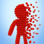 Pixel Rush – Epic Obstacle Course Game 1.0.9 MOD Unlimited Money