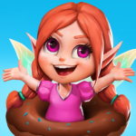 Tastyland- Merge 2048 cooking games puzzle games 1.3.0 MOD Unlimited Money