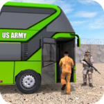 Army Bus Driver US Military Coach Simulator 3D 0.1 MOD Unlimited Money