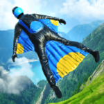 Base Jump Wing Suit Flying 0.9 MOD Unlimited Money
