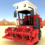 Blocky Farm Racing Simulator – free driving game 1.37 MOD Unlimited Money
