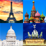 Capitals of All Countries in the World City Quiz 3.1.0 MOD Unlimited Money