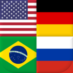 Flags of All Countries of the World Guess-Quiz 3.1.0 MOD Unlimited Money