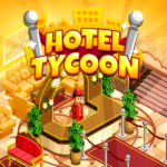 Hotel Tycoon Empire – Idle Manager Simulator Games 1.0 MOD Unlimited Money