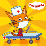 Kid-E-Cats Hospital for animals. Injections MOD Unlimited Money