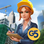 Mayor Match Town Building Tycoon Match-3 Puzzle 1.1.101 MOD Unlimited Money