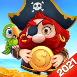 Pirate Master – Be The Coin Kings 1.6 MOD Unlimited Money