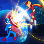 Stickman Fighter Infinity – Super Action Heroes 1.1.5 MOD Unlimited Money