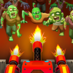 Zombie Defense Idle Game 1.7 MOD Unlimited Money