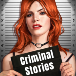 Criminal Stories Detective games with choices 0.1.9 MOD Unlimited Money