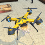 Drone Attack Flight Game 2020-New Spy Drone Games 1.5 MOD Unlimited Money