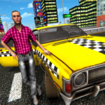 Extreme Taxi Driving Simulator – Cab Game 1.0 MOD Unlimited Money