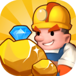 Gold Miner Mania 1.0.3 MOD Unlimited Money