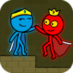 Red and Blue Stickman Animation Parkour 1.1.5 MOD Unlimited Money
