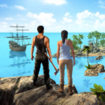 Survival Games Offline free Island Survival Games 1.27 MOD Unlimited Money