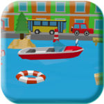 Boat driver 1.8.9.7 MOD Unlimited Money