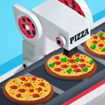 Cake Pizza Factory Tycoon Kitchen Cooking Game MOD Unlimited Money