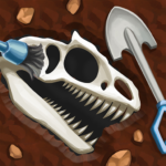 Dino Quest – Dig Discover Dinosaur Fossil Bone 1.8.1 MOD Unlimited Money