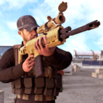 FPS Shooting games Army Shooting Games 3.6 MOD Unlimited Money