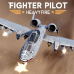Fighter Pilot HeavyFire 0.90.18 MOD Unlimited Money