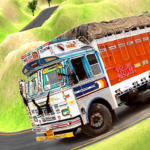 Indian Truck Offroad Cargo Delivery Offline Games 1.1.4 MOD Unlimited Money