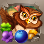 Mystery Forest – Match 3 Game Puzzle Rich Reward MOD Unlimited Money