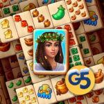 Pyramid of Mahjong A tile matching city puzzle MOD Unlimited Money