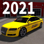 Real City Taxi Simulator 2021 Taxi Drivers 1.7 MOD Unlimited Money