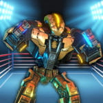 Real Robot Ring Boxing 1.15 MOD Unlimited Money