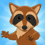 Roons Idle Raccoon Clicker 1.14 MOD Unlimited Money