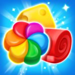 Sweet Crunch – Matching Blast Puzzle Game MOD Unlimited Money