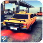 Taxi Simulator Game 1976 1.0.1 MOD Unlimited Money