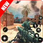 offline shooting game free gun game 2020 1.6.6 MOD Unlimited Money