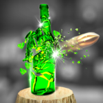 Bottle Shooting New Action Games MOD Unlimited Money