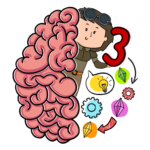 Brain Test 3 Tricky Quests Adventures MOD Unlimited Money