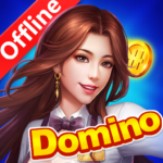 Classic Dominos Offline Block Draw All Fives MOD Unlimited Money