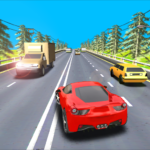 Highway Car Racing Game MOD Unlimited Money