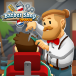 Idle Barber Shop Tycoon – Business Management Game MOD Unlimited Money