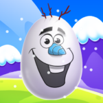 Surprise Eggs Holiday MOD Unlimited Money