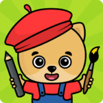 Coloring and drawing for kids MOD Unlimited Money
