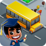 Idle High School Tycoon – Management Game 0.13.0 MOD Unlimited Money