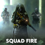 FPS Cover Fire Game Offline Shooting Games squad MOD Unlimited Money