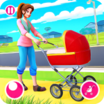 Mother Simulator Happy Working Mom Family Life MOD Unlimited Money