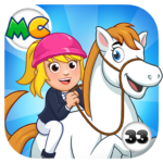 My City Star Horse Stable MOD Unlimited Money
