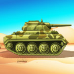 Animated puzzles tank MOD Unlimited Money