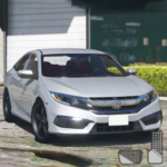 Extreme Civic Car Drive Offroad Simulator 2021 MOD Unlimited Money